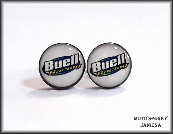 Náušnice Buell ocel