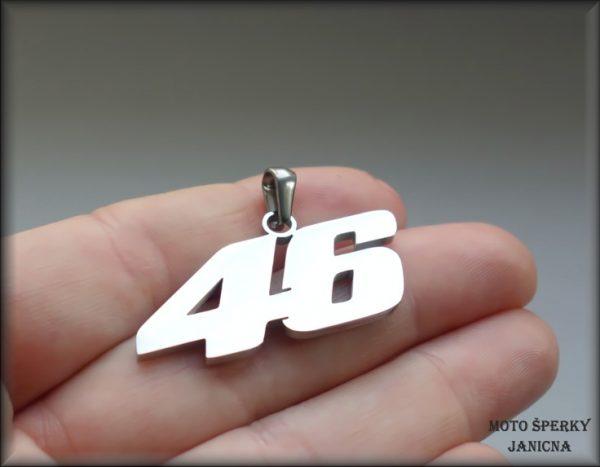 přívěšek rossi 46