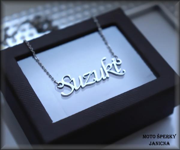 náhrdelník suzuki