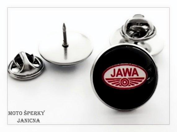 Odznáček Jawa