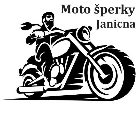 Moto šperky Janicna