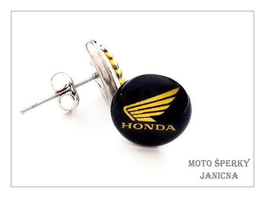náušnice Honda