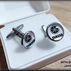 Manžetové knoflíčky Yamaha