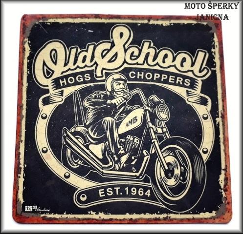 Old School motorcycles