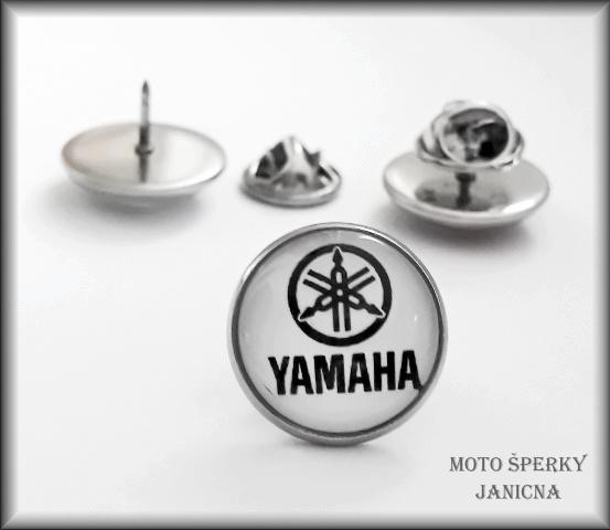 Odznáček Yamaha