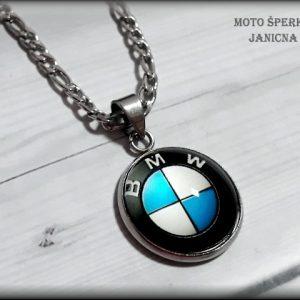 BMW přívěšek ocel