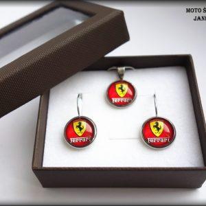 Sada Ferrari ocel