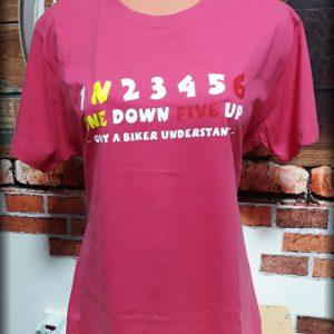 Dámské moto tričko
