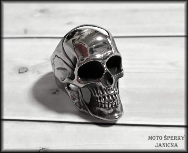 Prsten Lebka ocel