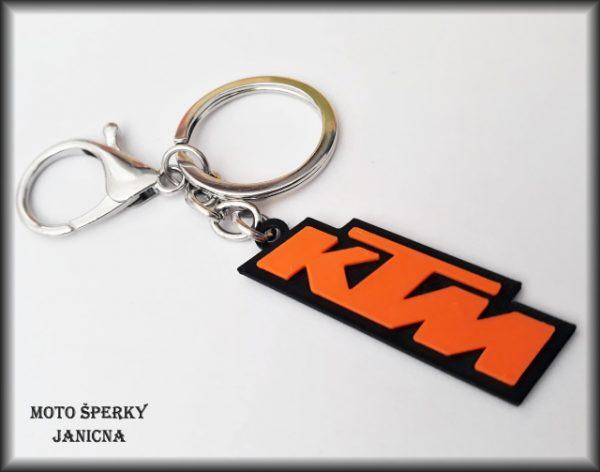 KTM klíčenka