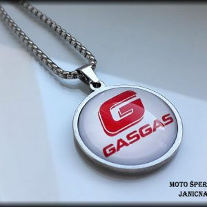 Přívěšek GasGas ocel