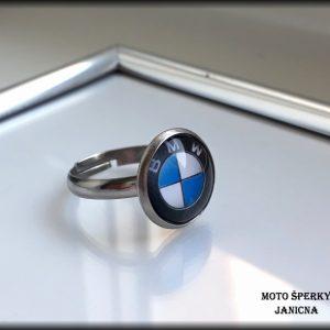 Prsten BMW ocel