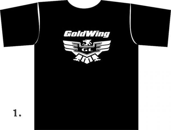 tričko goldwing
