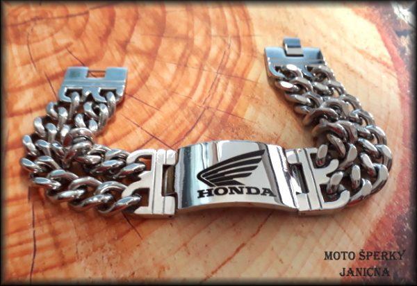 Náramek Honda ocel