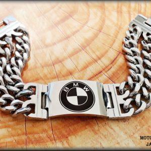 náramek bmw ocel
