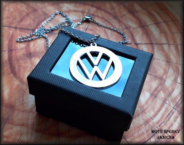 Přívěšek Volkswagen ocel
