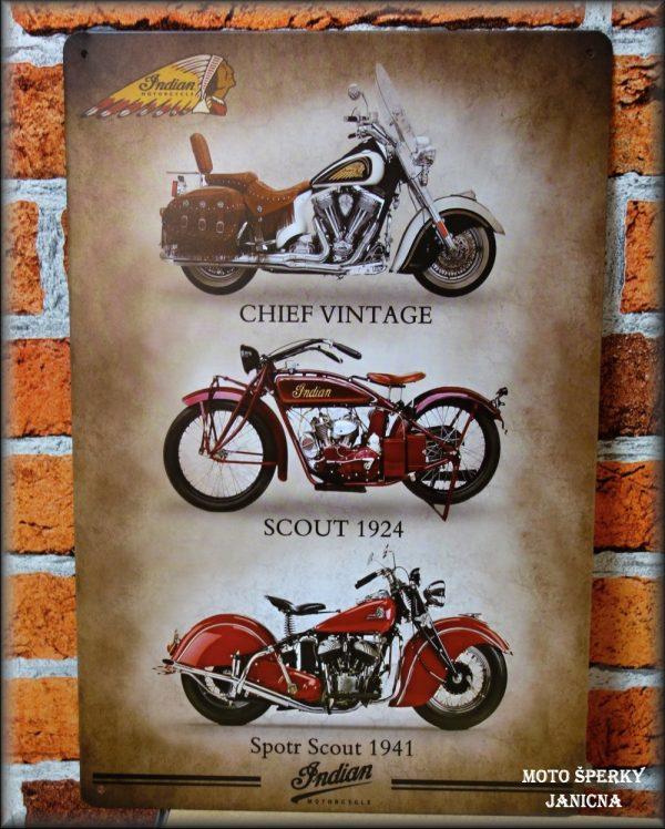 Cedule indian motorcycle