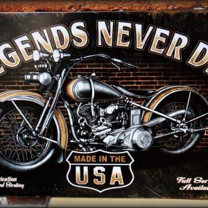 cedule legends never die