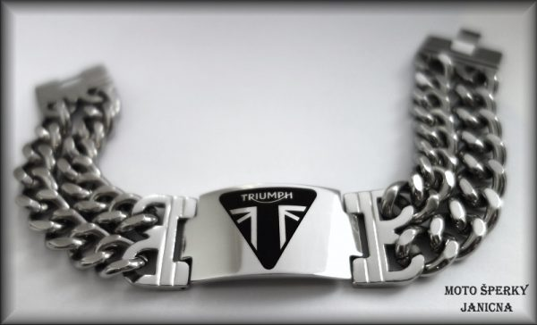 náramek Triumph ocel