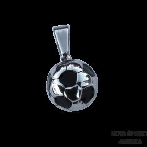 fotbalový míč ocel